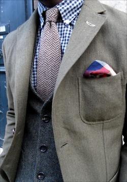spiffy: Patterns, Texture, Men Style, Men Fashion, Ties, Pockets Squares, Suits, Grey, Pocketsquar