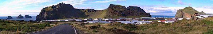 iceland vestmannaeyjar westman islands heimaey
