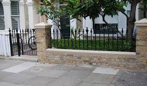 victorian front garden railings - Google Search
