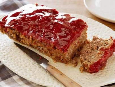 Get this all-star, easy-to-follow Mom's Meatloaf recipe from Diners, Drive-Ins and Dives