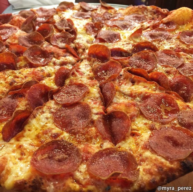 Make cheat-day count with a Pepperoni packed #PizzaManDans pie.  *New* Add Beer or Wine to your next Delivery Order. Order Online at ordernow.pizzamandans.com