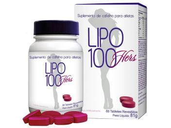 Emagrecedor Lipo 100 Hers 60 Cápsulas - Intlab