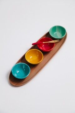 Mezcla picada multicolor