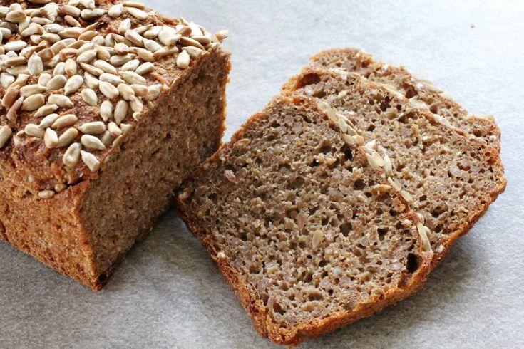 Rågbröd, så vansinnigt gott och nyttigt! – Bröd&Kvarn