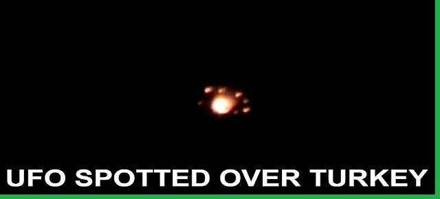 AWAKENING FOR ALL: UFO in TURKEY? (video)