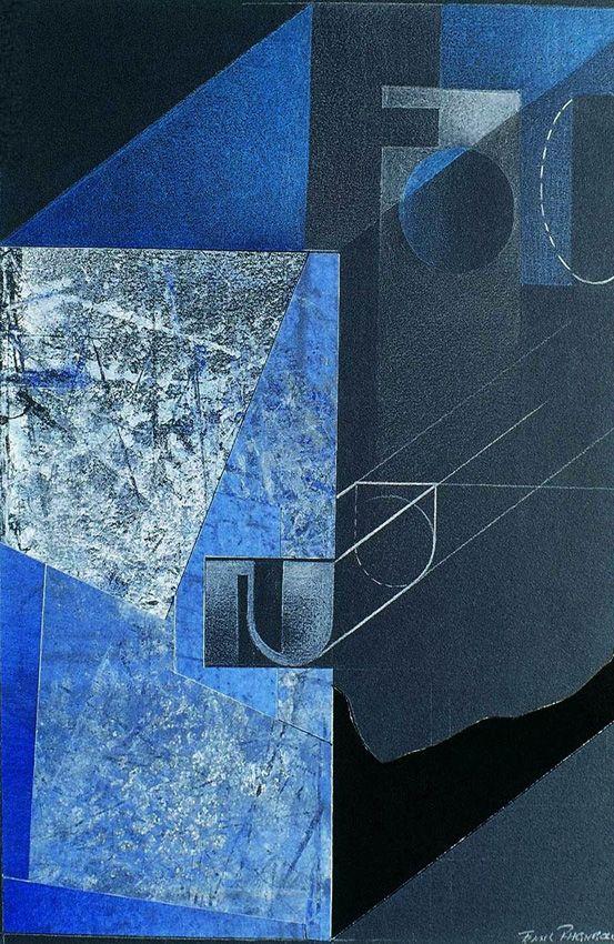 Frank Rheinboldt  2003 oilpaint & drawing on paper