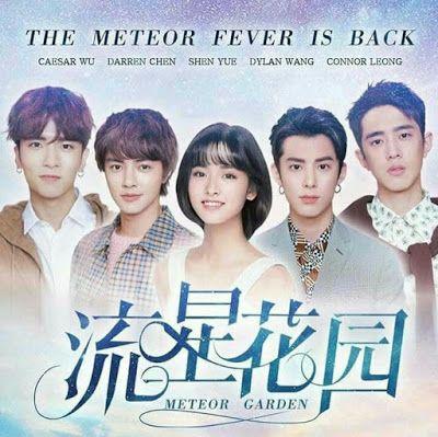 Drama China Meteor Garden 2018 Subtitle Indonesia Drama Teori Aktor
