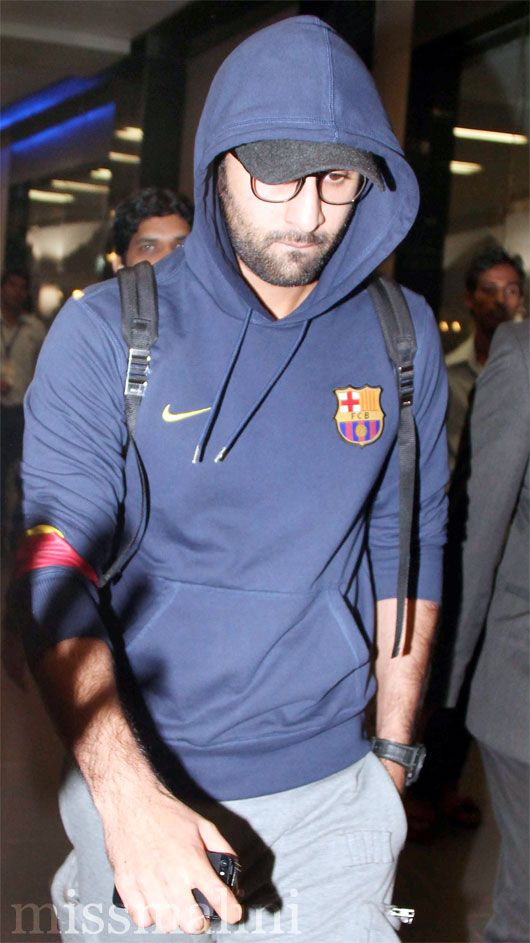 "Ranbir Kapoor and wayfarer glasses......""Killer"""