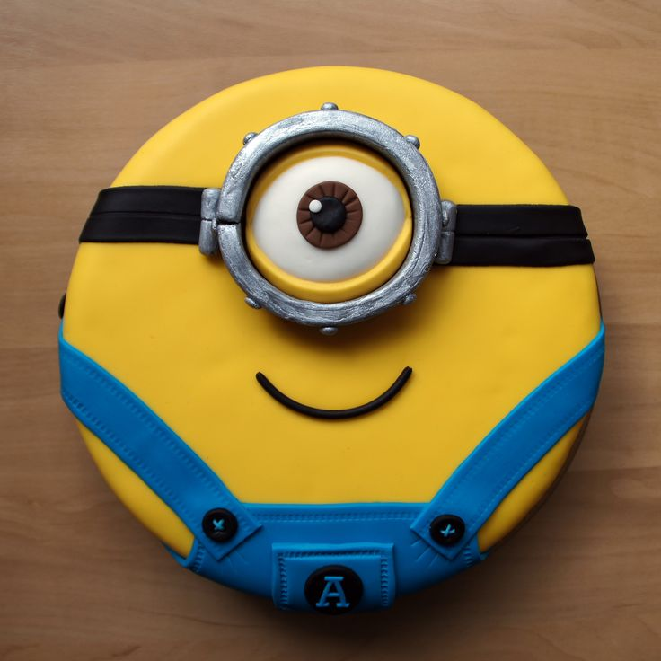 The 25 Best Minion Cakes Ideas On Pinterest