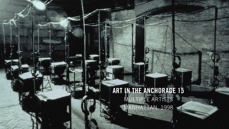 Art in the Anchorage 15 - Creative Time