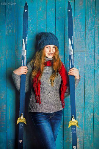 Зимние фотосессии от фотографа Анастасии Котельник