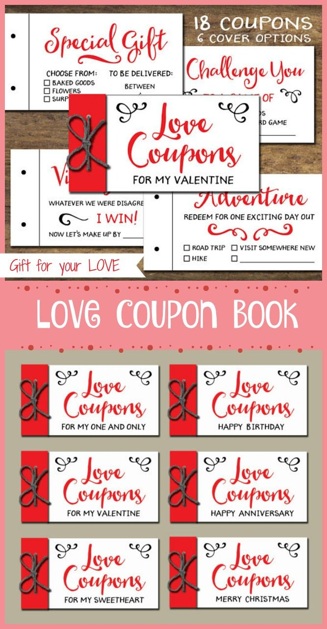 i never thought about this love coupon book idea what a great and