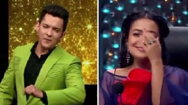 039 Wedding 039 Before Aditya Spoke To Neha Kakkar In Front Of Everyone On The Show The Video Wen In 2020 Sony Entertainment Television Neha Kakkar Marriage