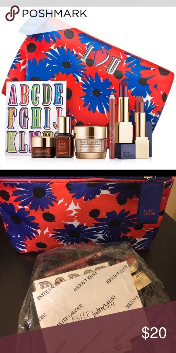 Estée Lauder Gift Set Estée Lauder 7 piece Gift Set Estee Lauder Makeup