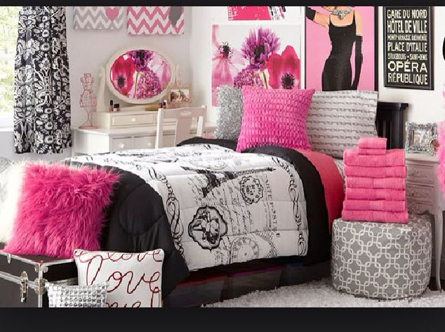 640 best Paris theme and decor images on Pinterest | Teen rooms ...