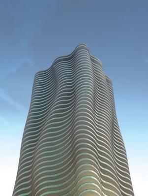 Projeto de altíssimo padrão em Miami. O edifício Regalia, projetado pelo renomado arquiteto Bernardo Fort Brescia, traz todo um conceito de vida a beira mar. As sacadas foram desenhadas como se esculpidas pela brisa e ondas do mar.