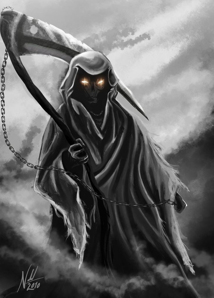 54 best images about Grim reaper on Pinterest | Gothic art ...