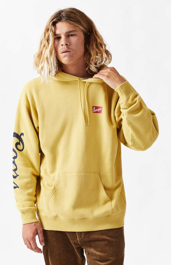 Brixton x Coors Banquet Pullover Hoodie  77a06356f7a
