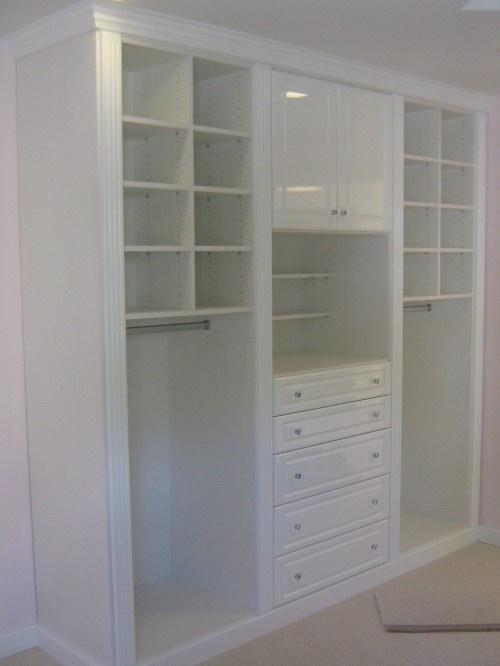 More master closet ideas.