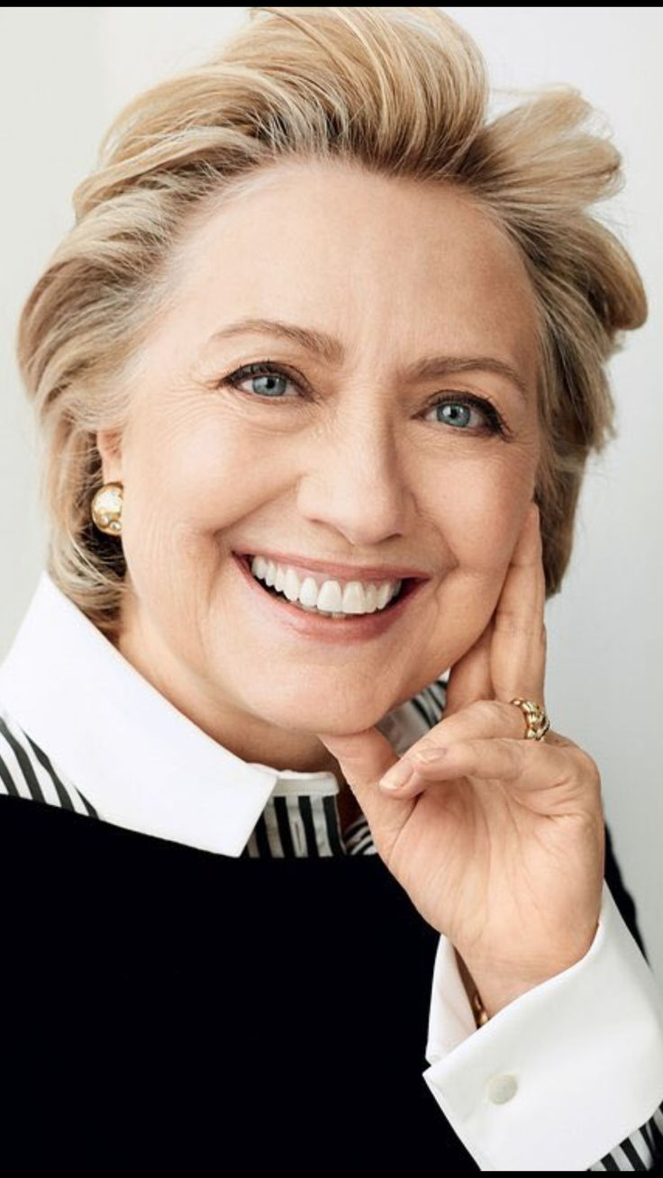 the person who *should* be President-elect: Hillary Rodham Clinton
