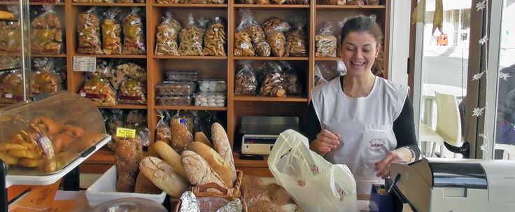 Vakakis bakery, Paleochora