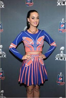 Katy Perry roar al superbowl  - Chi non ha mai sognato, fosse anche solo per un giorno, di scambiare il proprio guardaroba con quello di Katy Perry? Claire's  vi offre un aiutino... - Read full story here: http://www.fashiontimes.it/2015/02/katy-perry-roar-al-superbowl/