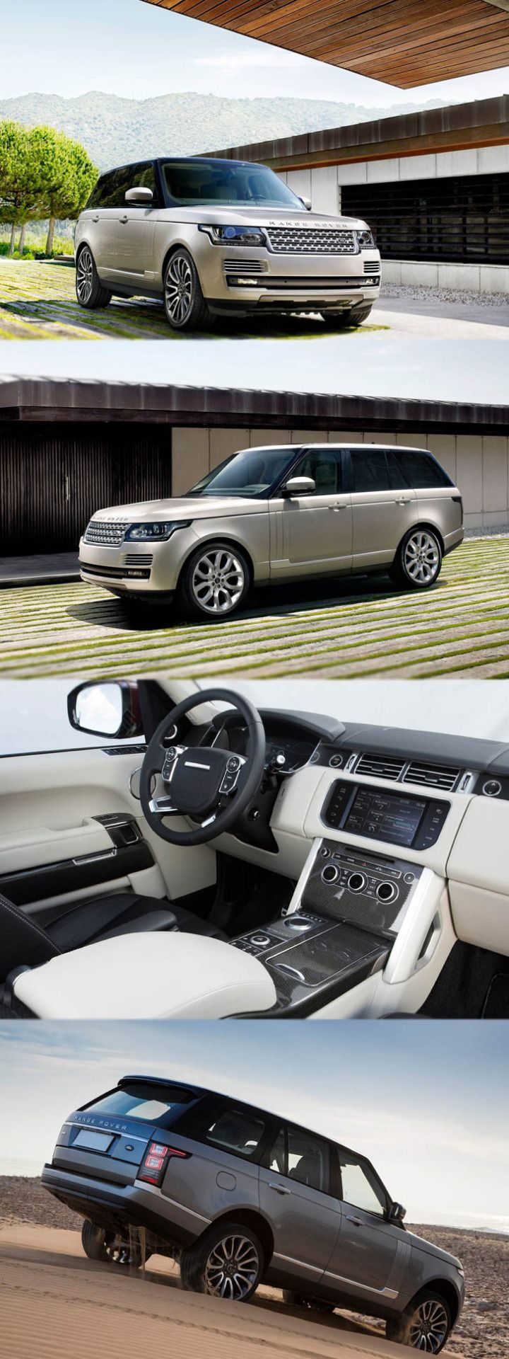 Ranger Over – Land Rover/Range Rover