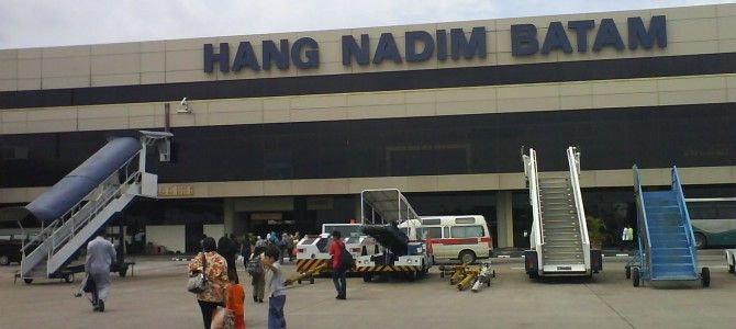 Bandar Udara Internasional Hang Nadim