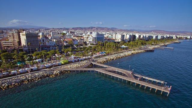 Limassol - Cyprus / Aerial videography © www.ntarasioannis.gr Drone: Aggelos Lagos Edit: Ntinos Giannis