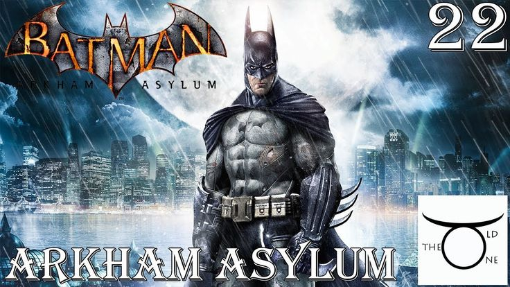 Let's play Batman Arkham Asylum - Episode 21 - Extra Riddles - Intensive Treatment  Welcome to the Batman Arkham Asylum let's play series.   In this series we are going to explore the first game of the Batman saga  In this episode we continue to gather the remaining riddles on Arkham island. This time we complete the building of Intensive Treatment as well as the northern part of Arkham Asylum.