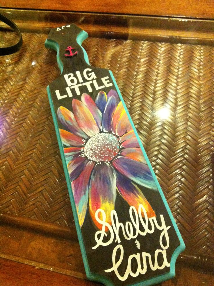 Best paddle from the best little