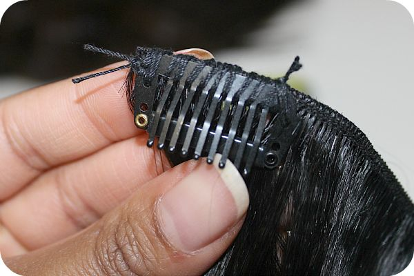 18/10/ · How to Attach Clip in Hair Extensions. without removing it as you have to braid your hair in lines and sew the extension in or you can just use hair clips 79%().