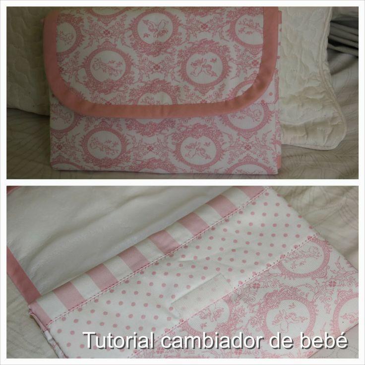 Lucilú diy: TUTORIAL CAMBIADOR PARA BEBÉ (Baby Changer tutoria...