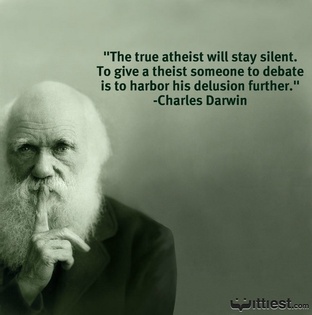 My IQ evolves every time I read one of Darwin's quotes