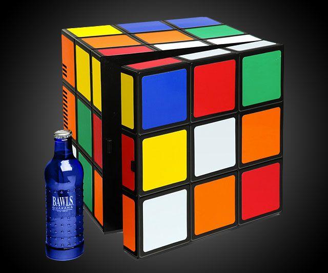 Rubik S Cube Mini Fridge Toys The Games And House