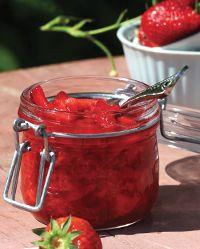 Jordbærsyltetøy med Sukrin - Funksjonell Mat