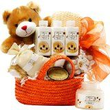 Art of Appreciation Gift Baskets Honey Bear Spa Bath and Body Set (Grocery)By Art of Appreciation Gift Baskets