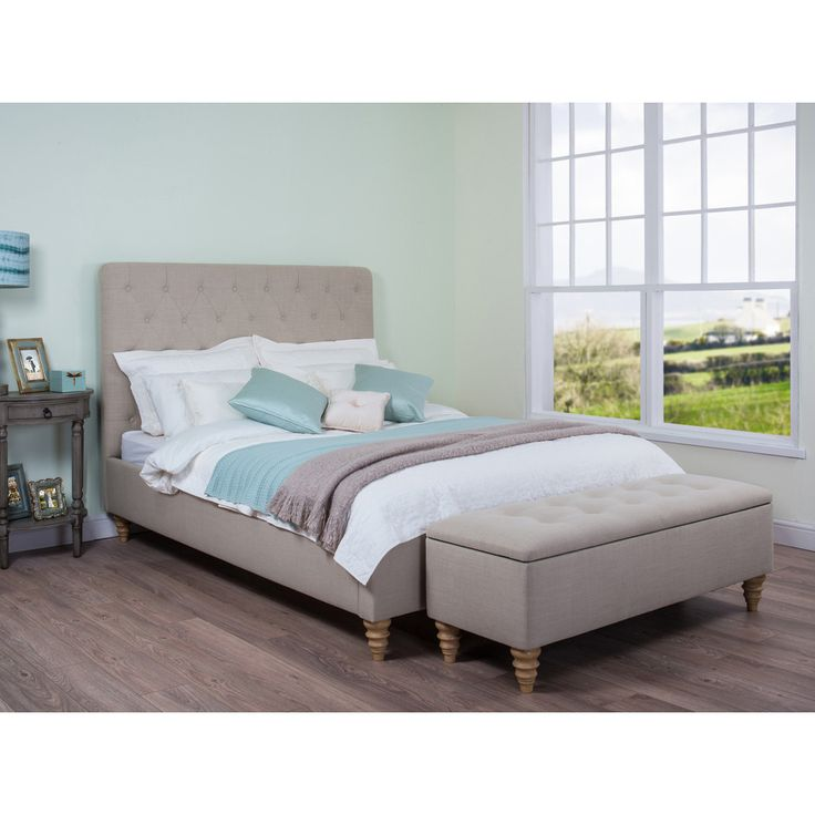 Rosa Fabric Bed – Next Day Delivery Rosa Fabric Bed from WorldStores: Everything For The Home
