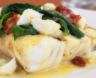 Bonefish Grill's Snapper with Lime Tomato Garlic Sauce | The Restaurant Recipe Blog