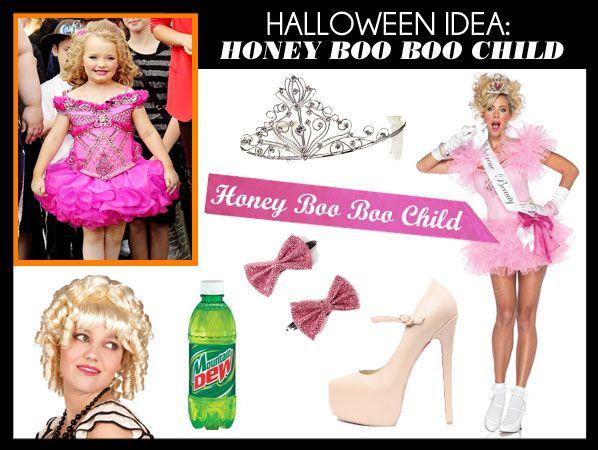 honey boo boo child halloween costume - Bar Of Soap Halloween Costume