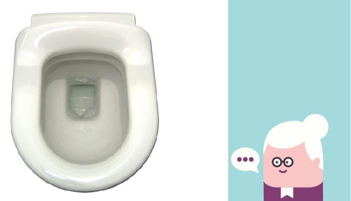 Vieze vlekken in toiletpot. Giet voldoende Coca cola in WC Laat dit zo lang mogelijk intrekken Daarna toilet doorspoelen. https://omaweetraad.nl/diversen/toilet