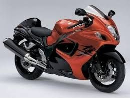 Did You Know Which Are The Fastest Motorbikes In The World And Their Top  Speed? Here Is The Third Fastest Bike In The World Suzuki Hayabusa.