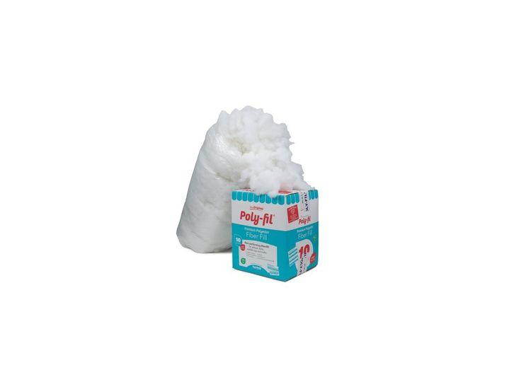 Fairfield 10-Pound Poly-Fil Premium Polyester Fiber for $19.99 at Walmart