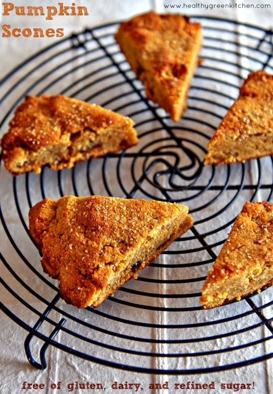 One Simple Change: Straight Talk About Sugar (And Pumpkin Date Scones)