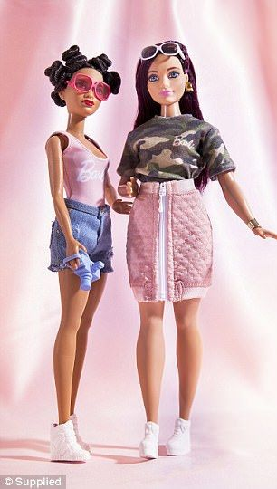 Tomorrow the new Barbie Fashion collection from Missguided is going on sale. According to Style-Ect.co.uk : The new Barbie collection with Missguided is giving us all the nostalgia as the range pla…
