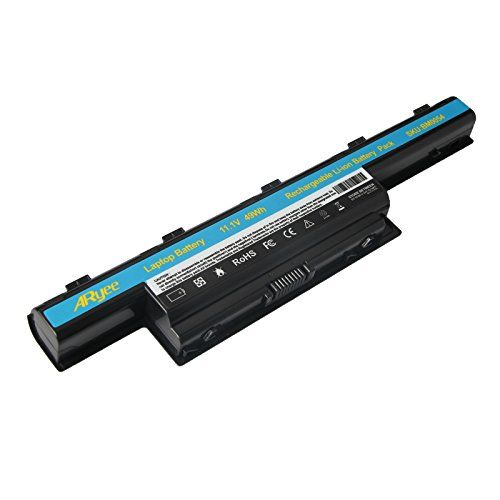 Laptop Battery for Acer Aspire 4250 4253 4339 4349 4738 4739 4743 4741 4750 4755G 4752 4771 5551 5552G 5560 5733 5741 5742G, Acer TravelMate 4740 5335 5542 5735 5735Z 5740 5251 5253 5336 5349 6 cel #Laptop #Battery #Acer #Aspire #TravelMate