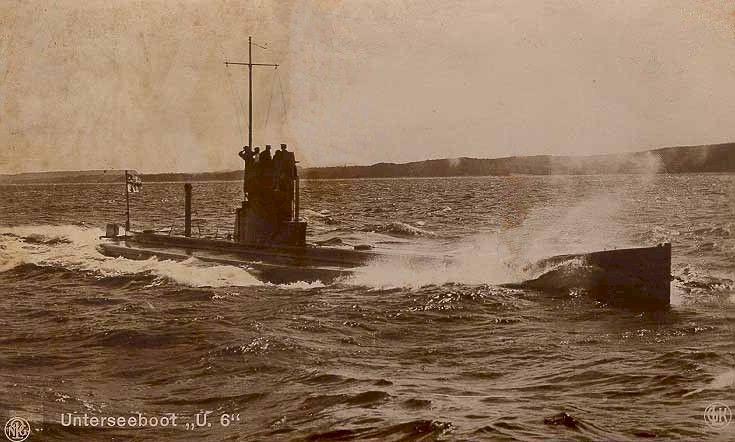 Unterseeboot  First U