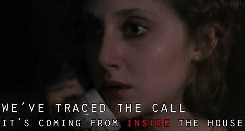 When a stranger calls 1979 Original