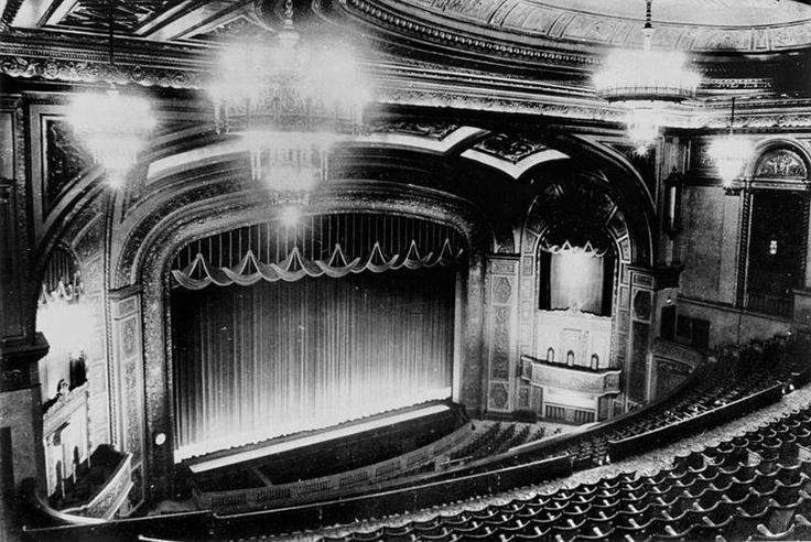 Hoyts Regent Theatre 1950's