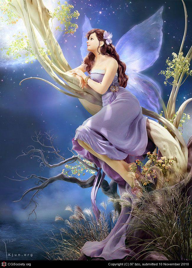 3d fantasy art fairies - photo #9